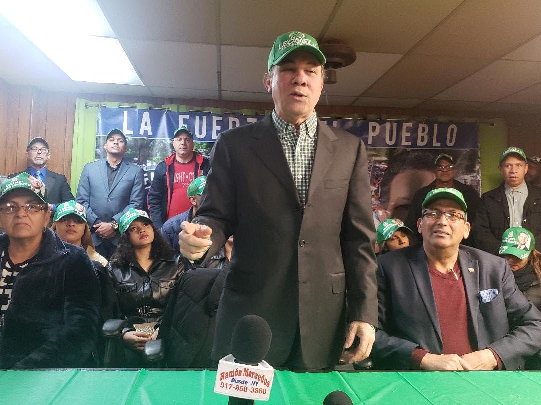 Dirigentes Fuerza del Pueblo en Nueva Jersey se mantendrán vigilantes ante elecciones RD
