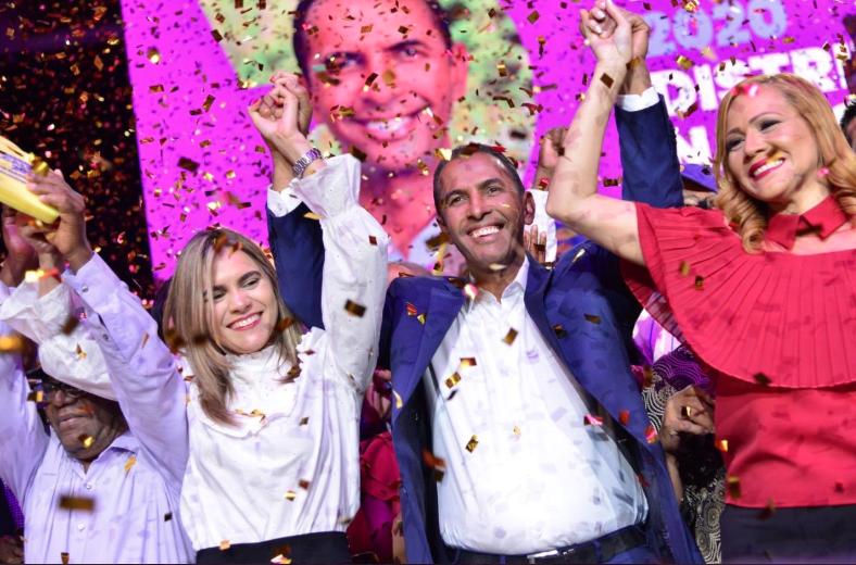 La reveladora ausencia del presidente Danilo Medina en la campaña de Domingo Contreras