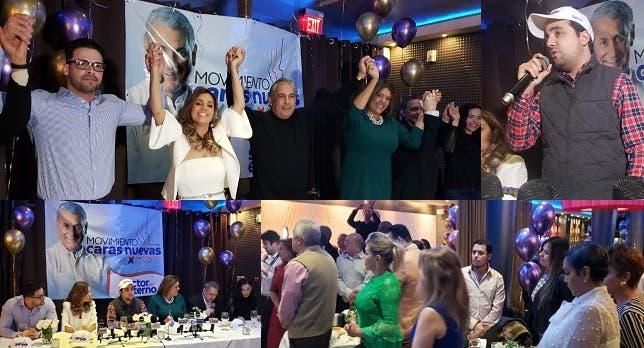 Dominicanos no partidistas forman en Nueva Jersey  movimiento político apoyo a Gonzalo Castillo