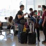 Semanalmente llegan decenas de vuelos al país desde Italia.  Fuente EFE.