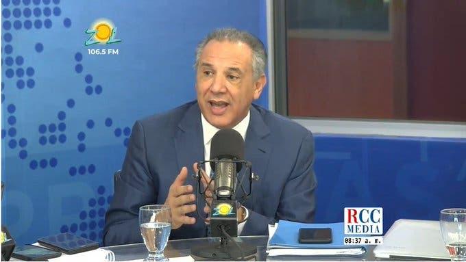 Video: «Responsable del fallo en elecciones debe de pagar aunque sean del PLD», dice José Ramón Peralta