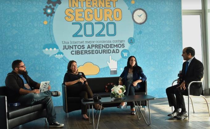 Educación apoya evento por Día Internacional del Internet Seguro