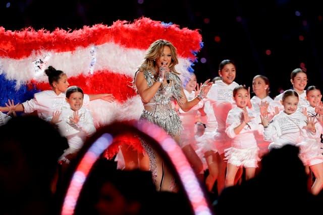 Super Bowl: Hija de Jennifer López y Marc Anthony, también actuó junto a su mamá y  Shakira