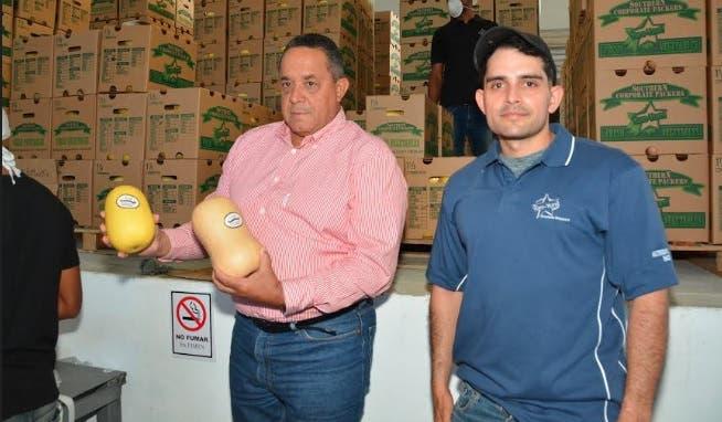 Inician exportación de vegetales y frutas a Estados Unidos