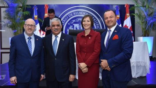 Un encuentro para celebrar acuerdo fortalecerá relaciones con Canadá