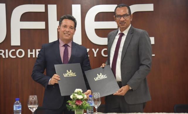 Firman acuerdo de colaboración para promover y defender derechos humanos