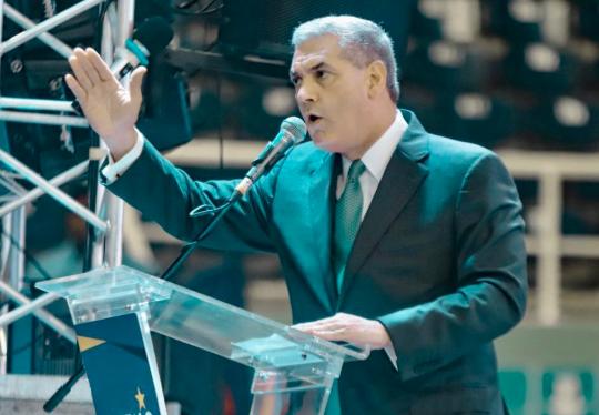 Lo que dijo Gonzalo Castillo de la JCE a propósito de elecciones de este domingo