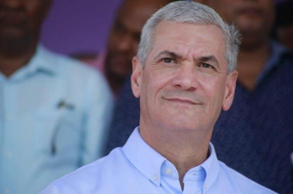 Gonzalo Castillo felicita a dominicanos por Día de la Independencia