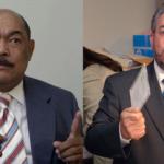 Guillermo Moreno y Ramón Alburquerque