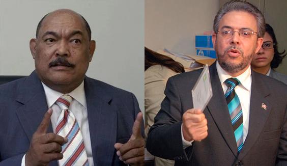 Ramón Alburque y Guillermo Moreno con «duros» intercambios de expresiones por marcha