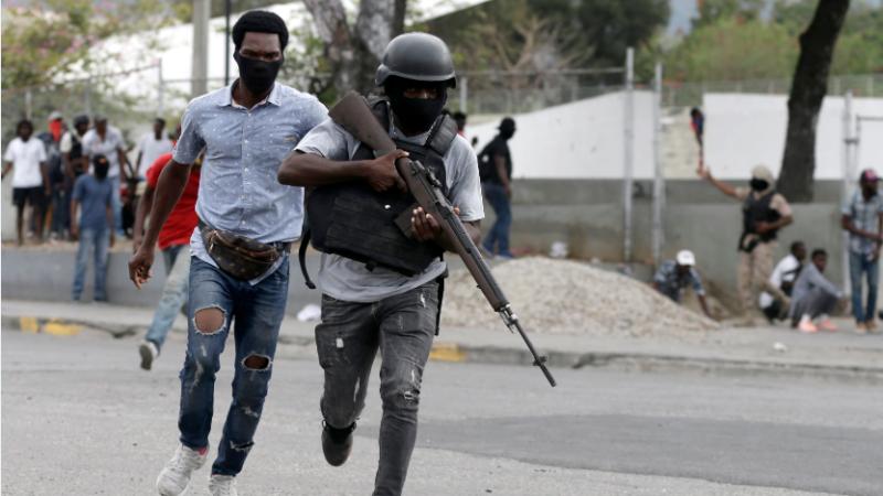Haití militar