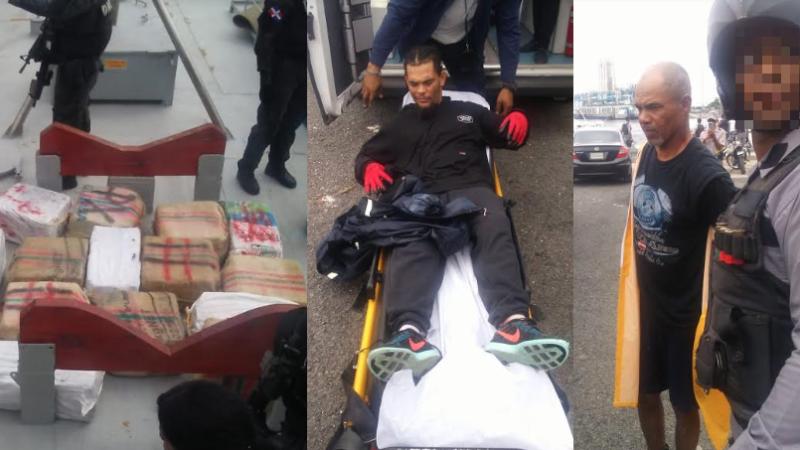 Heridos por DNCD