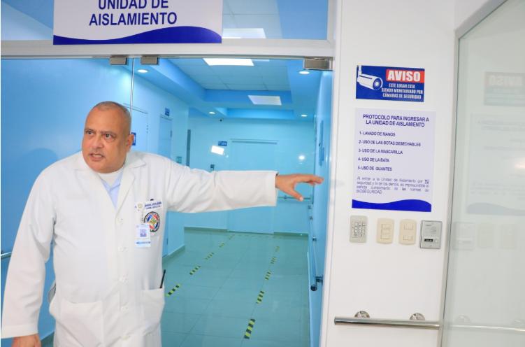 Así está el hospital donde permanecerán estudiantes lleguen de China por caso coronavirus