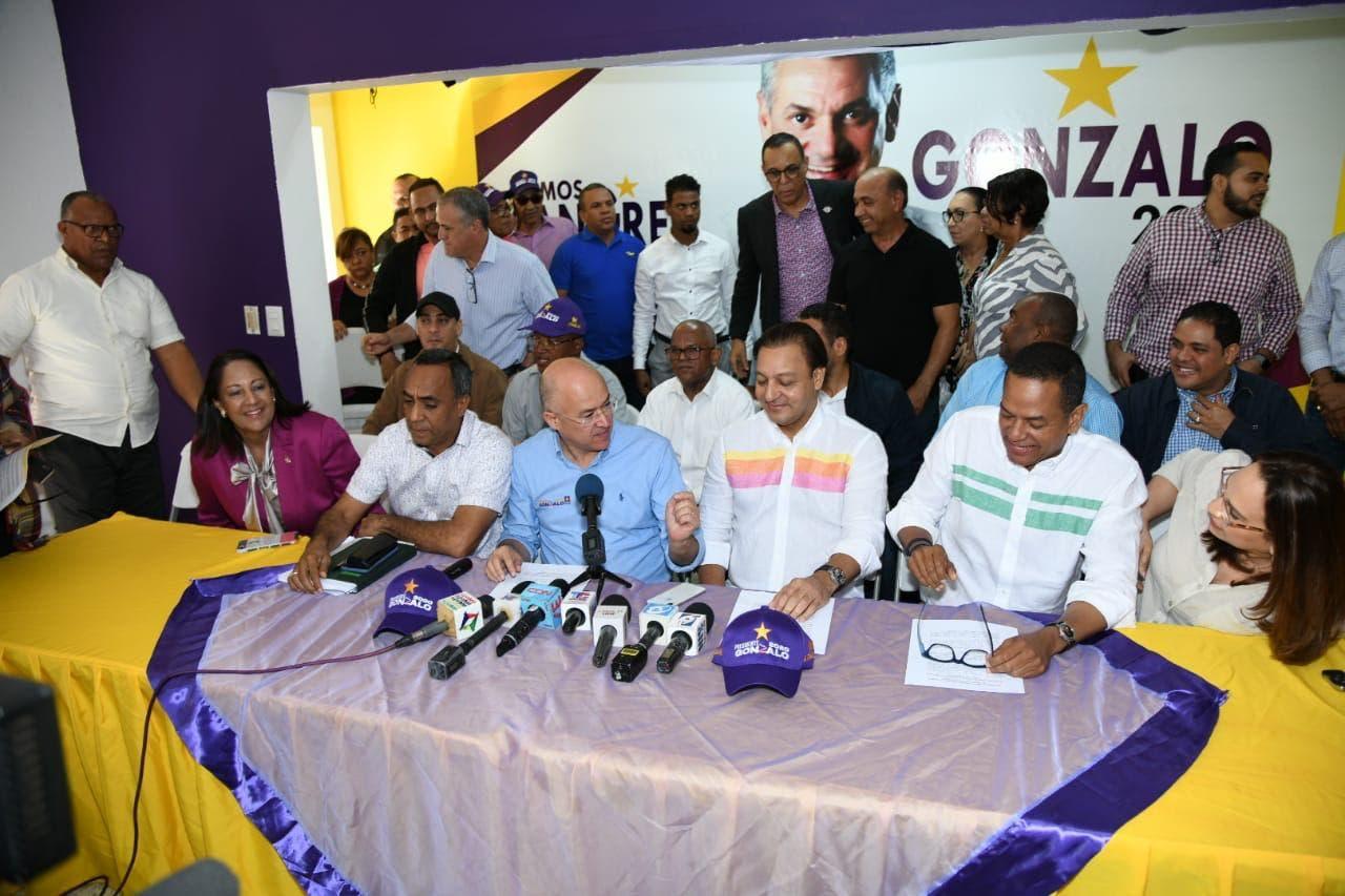 Miembros del Comité Político Vaticinan PLD ganará el 80% de los municipios y distritos de la provincia de Santiago