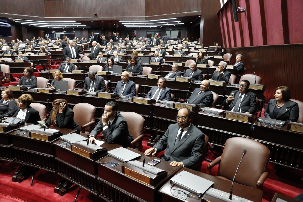 Diputados y senadores dan inicio a la primera legislatura ordinaria 2020