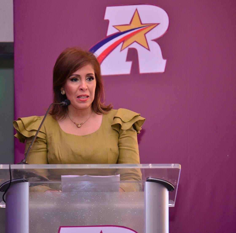 Esposa de Reinaldo Pared Pérez:  «Cuídennos que sería un duro golpe para el partido su ida»