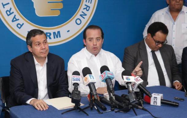 """PRM ve """"peligroso desafío institucional"""" defensa Iris Guaba en caso compra electrodomésticos"""