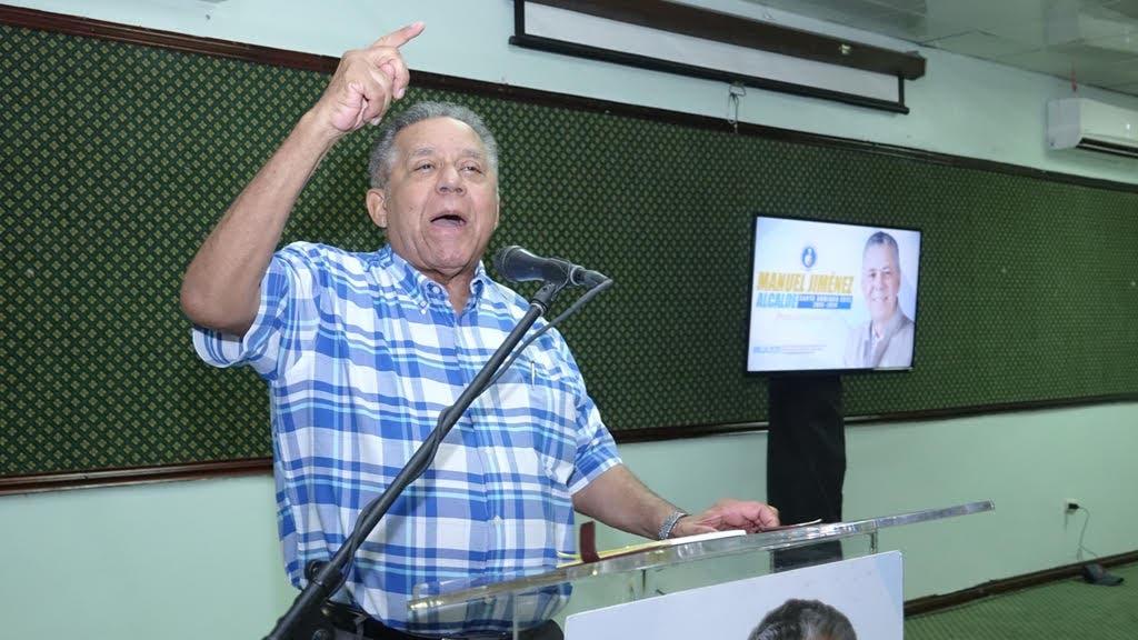 Juan Bolívar Díaz aboga por defensa de la voluntad popular