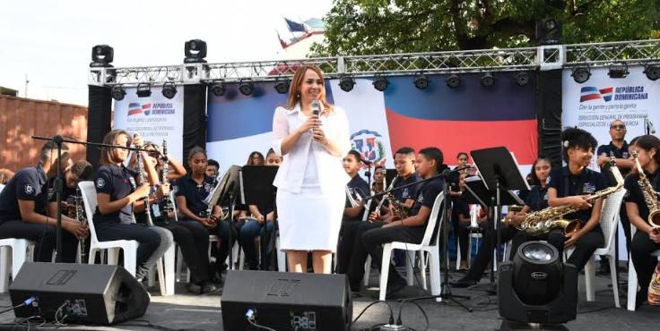 Digepep realiza  concierto sinfónico en honor a la patria