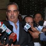 Luís Abinader. Candidato presidencial del PRM.