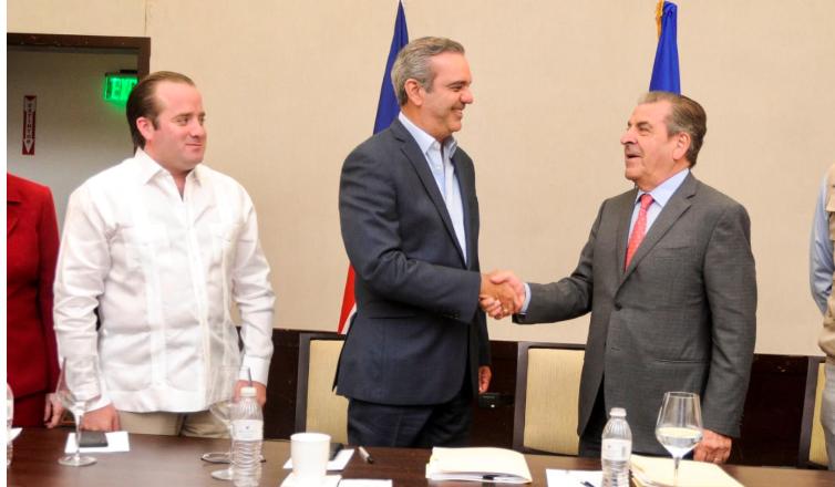 PRM presenta a misión de la OEA sus observaciones y propuestas para elecciones municipales