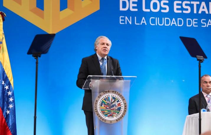 Lo que dijo Luis Almagro del plan de humanización del sistema carcelario ejecuta RD