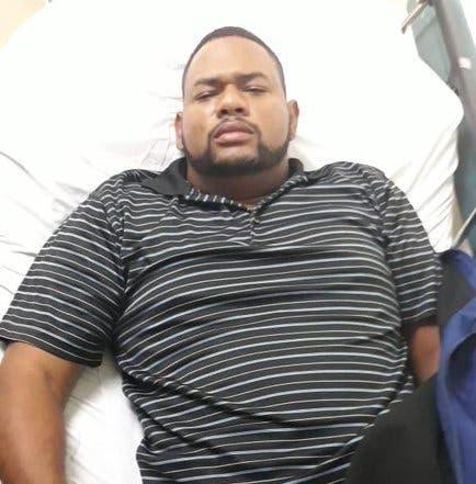 Manuel Regalado, técnico de Claro, dice recibió «algunas caricias» por parte de policías; dice todo se rompe por lo más débil