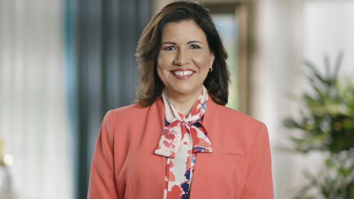 Vicepresidenta Margarita Cedeño está de cumpleaños