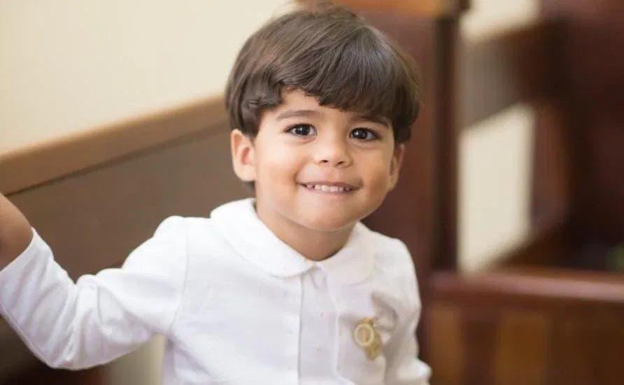 Familiares de Matias solicitan ayuda para tratamiento cáncer