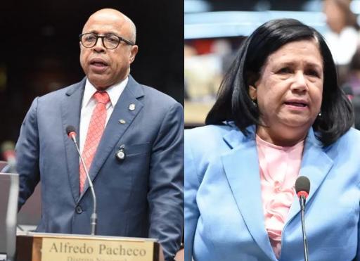 Mirian Cabral a favor de Iris Guaba y Alfredo Pacheco dice no es un tema de Jorge Mera caso compra Plan Social