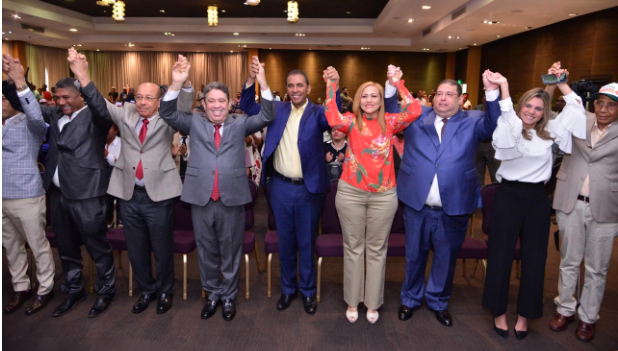 MODA formaliza su respaldo al candidato Domingo Contreras