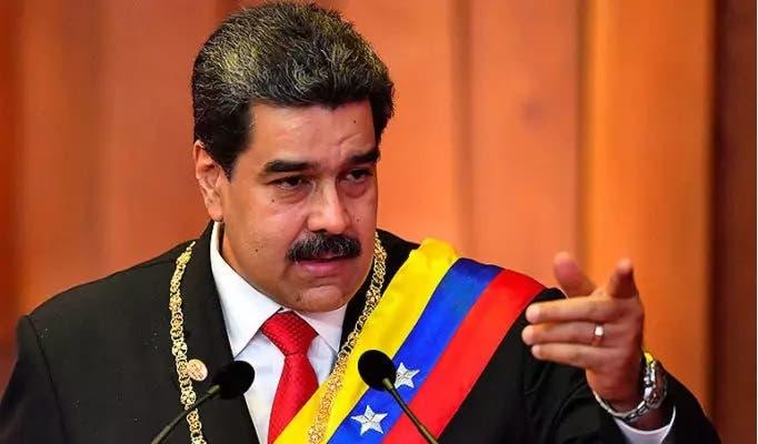 Maduro prepara demanda en contra del gobierno de EE UU