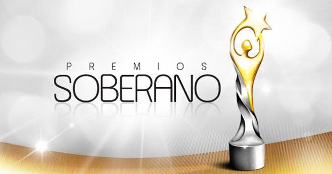 Los Premios Soberano ya tienen fecha; aquí los detalles