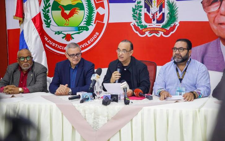 PRSC: Decisión JCE de suspender elecciones municipales fue la más saludable