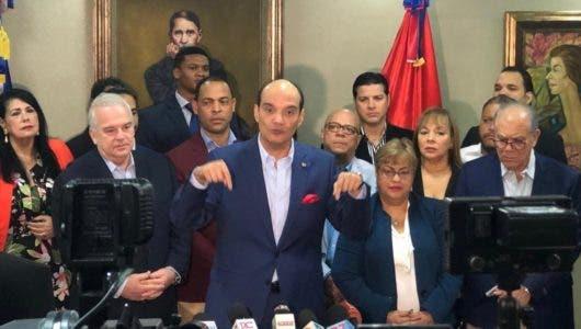 Lo que hará  Ramfis Domínguez Trujillo tras la JCE rechazar su candidatura presidencial