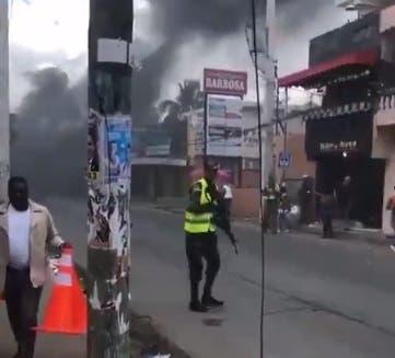 Video: Protestan tras suspensión de elecciones municipales