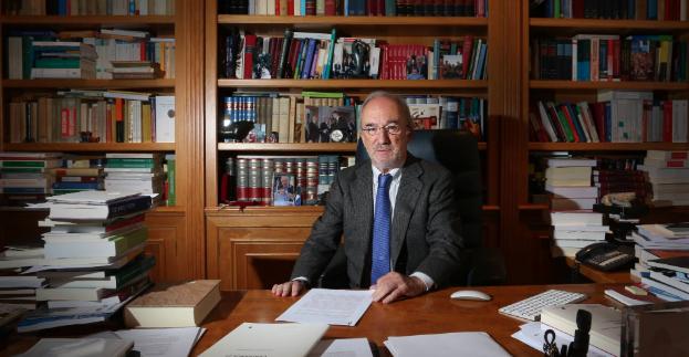 Director de la Real Academia Española llega este sábado para visita institucional a la ADL