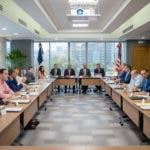 Sesión de trabajo del Consejo Directivo de AMCHAMDR.