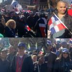 Siguen protestas en Alto Manhattan por suspensión elecciones RD y sustituir Pleno JCE