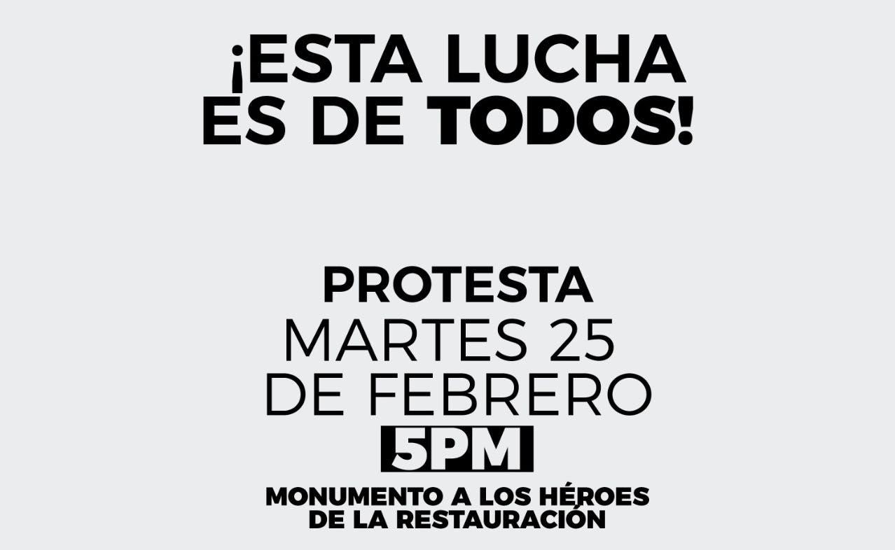 Hoy concierto en Santiago en demanda de respuestas ante crisis electoral