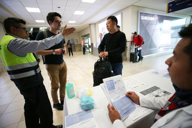 Coronavirus: Ecuador confirma su primer caso