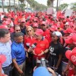 (foto) Quique Antún responde preguntas a los periodistas