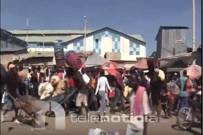 Video: Dominicanos y haitianos preocupados por posible llegada del coronavirus