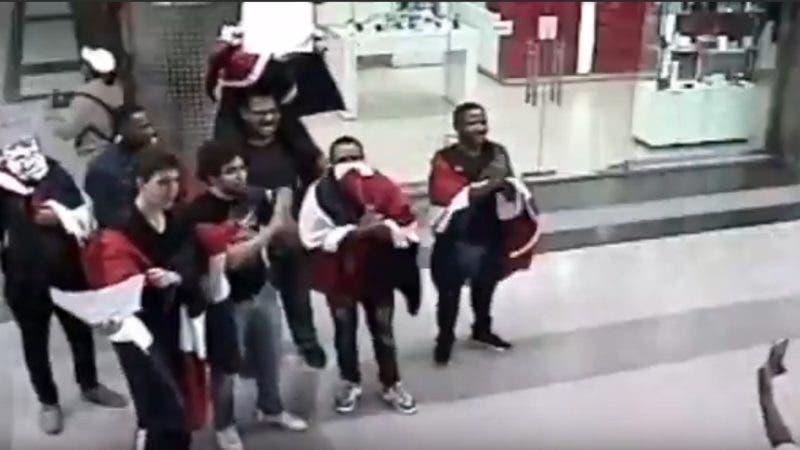 VIDEO: El mensaje de la OPRET a jóvenes protestaron en el Metro