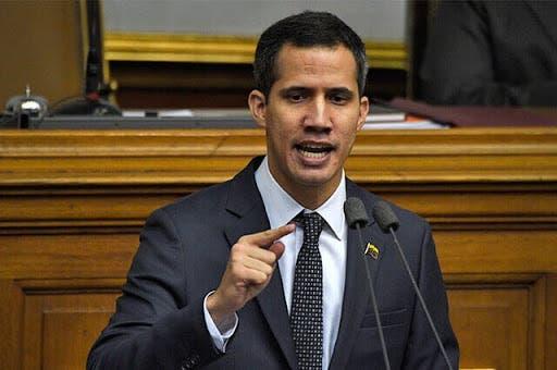 Juan Guaidó convoca a marcha hacia el Parlamento venezolano