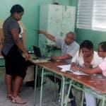Ciudadanos podrán verificar dónde les toca votar.