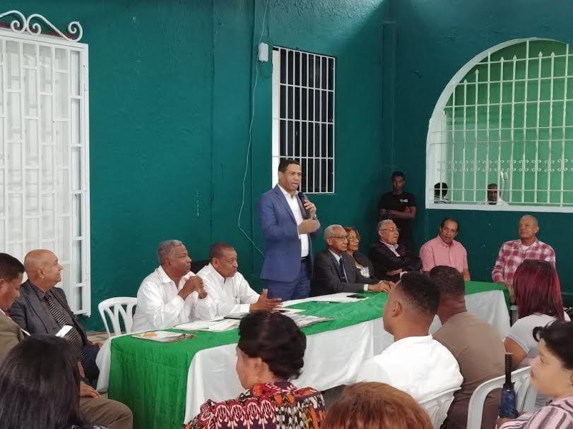 Trajano Santana insta a militancia del PRI defender su voto en las urnas