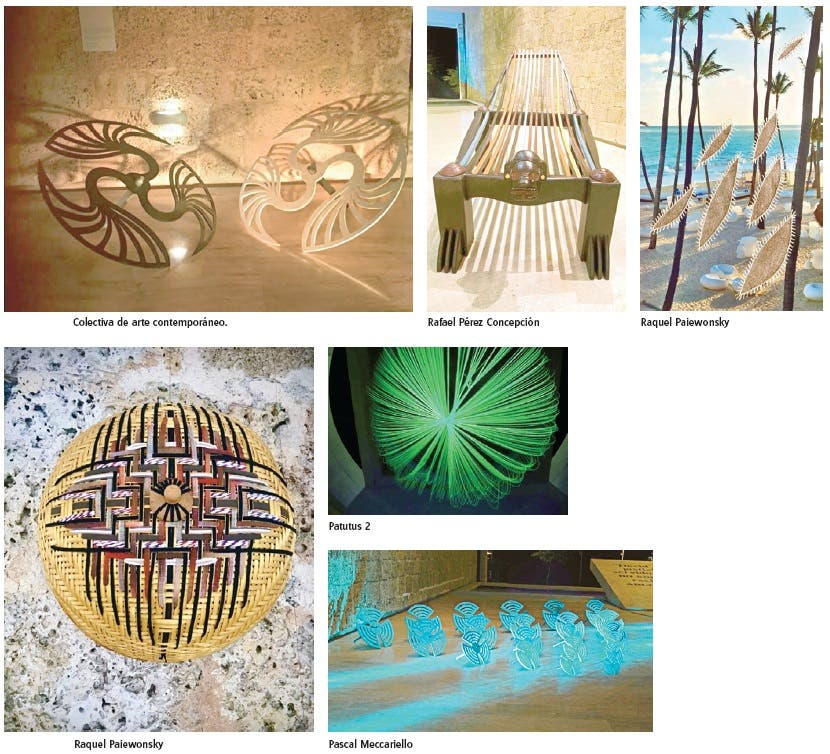 Con vista  al mar Primera exposición de arte contemporáneo en Monumento Montesinos