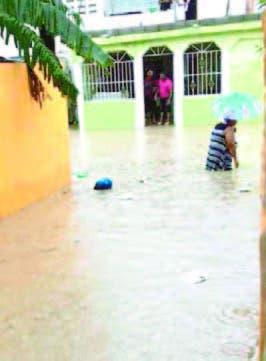 Las lluvias siguen hoy; 10 provincias en alerta