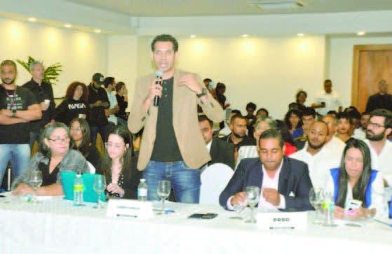 Jóvenes propone  en diálogo alterno que  fiscal electoral sea  por consenso